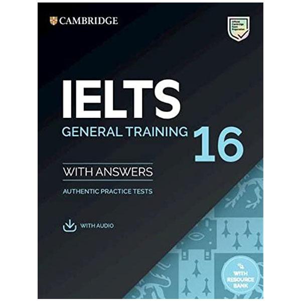 Cambridge IELTS 16 General