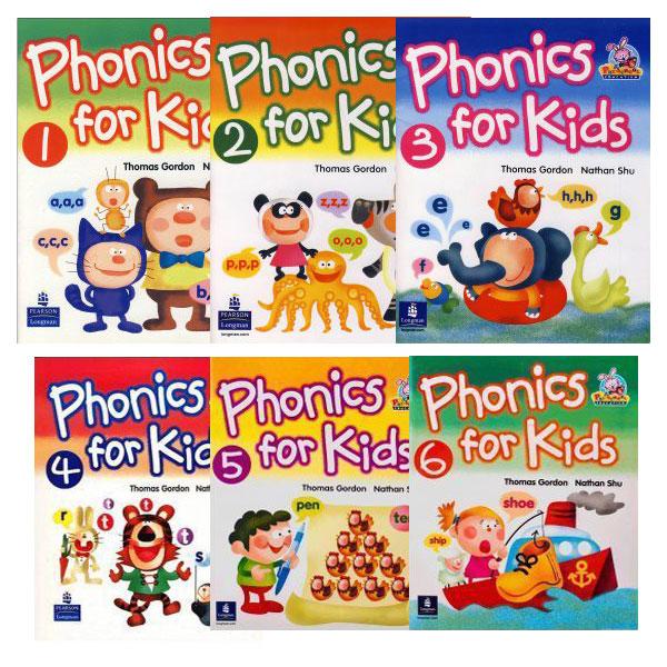 Phonics for Kids Book Series