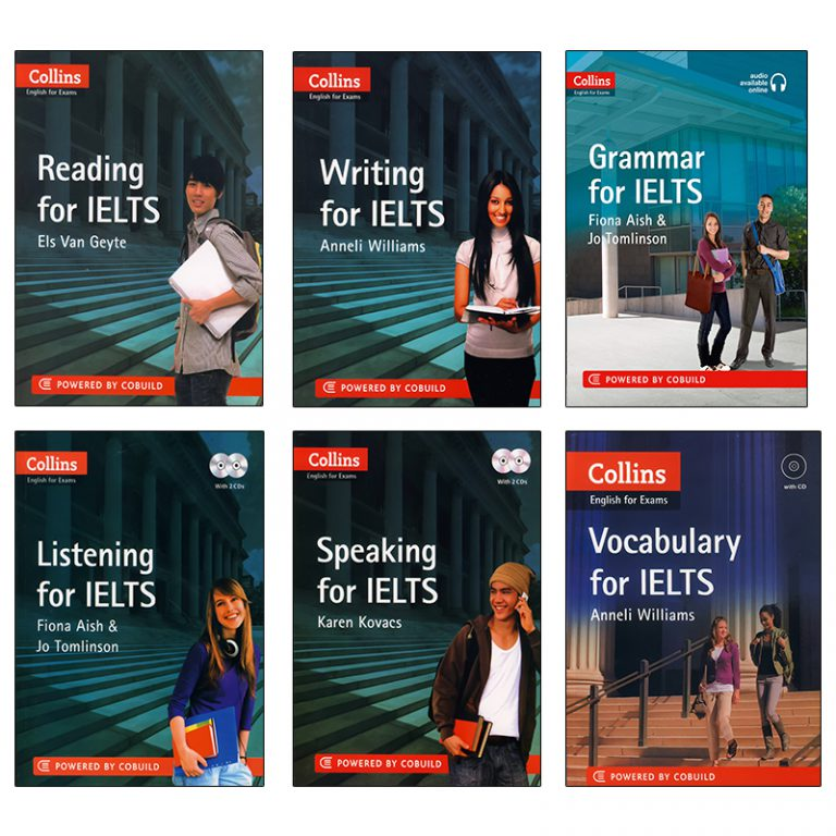 Collins for IELTS Book Series