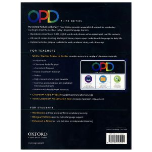 کتاب-OPD-Oxford-Picture-Dictionary