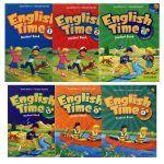 English Time Book Series
