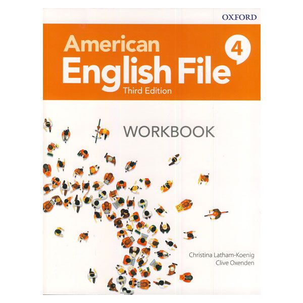 American English File 4 Third edition