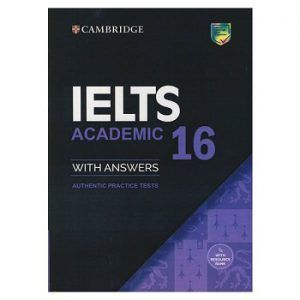 Cambridge IELTS 16 Academic