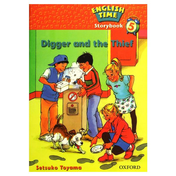 Digger and the Thief 5