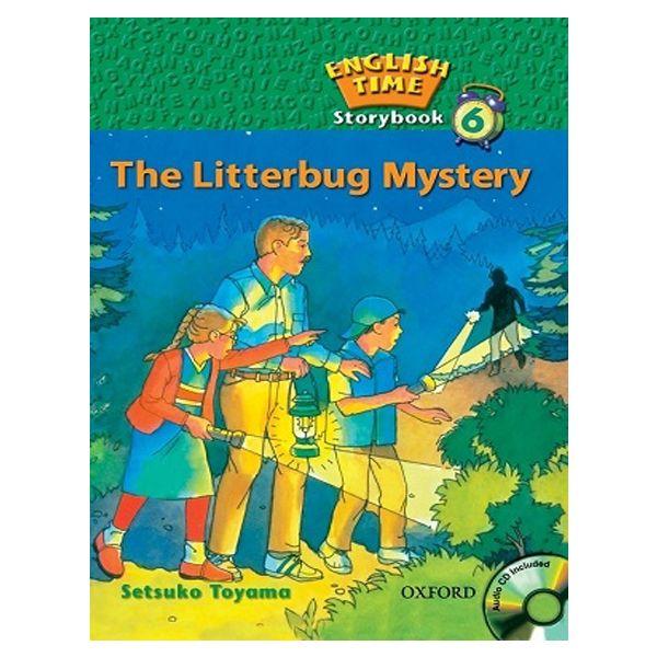 The Litterbug Mystery 6