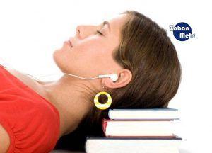 یادگیری زبان انگلیسی در خواب