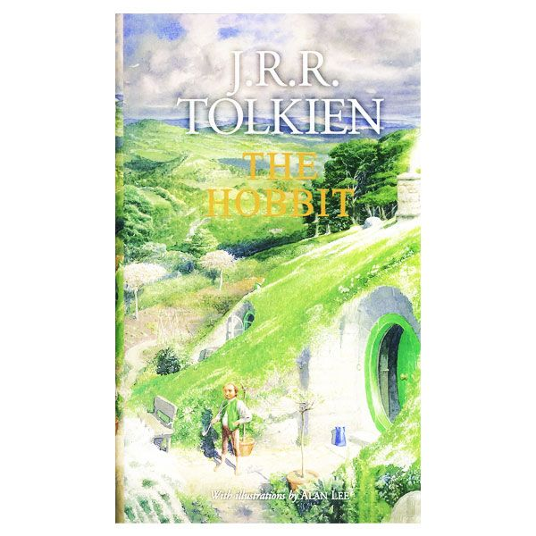 The Lord of The Rings (Illustrated Edition 1 to 4)