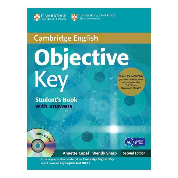Objective Key Second edition