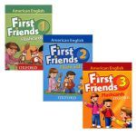 First Friends Flashcards Series