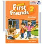 First Friends 2 British Accent + Math Book