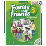American Family and Friends 3