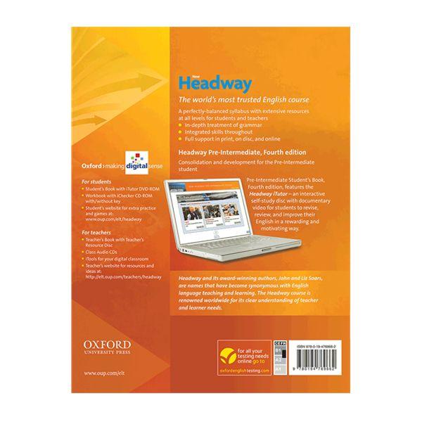 New Headway Pre Intermediate Fourth Edition