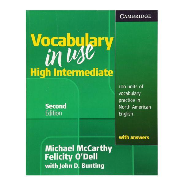 Vocabulary in Use High Intermediate