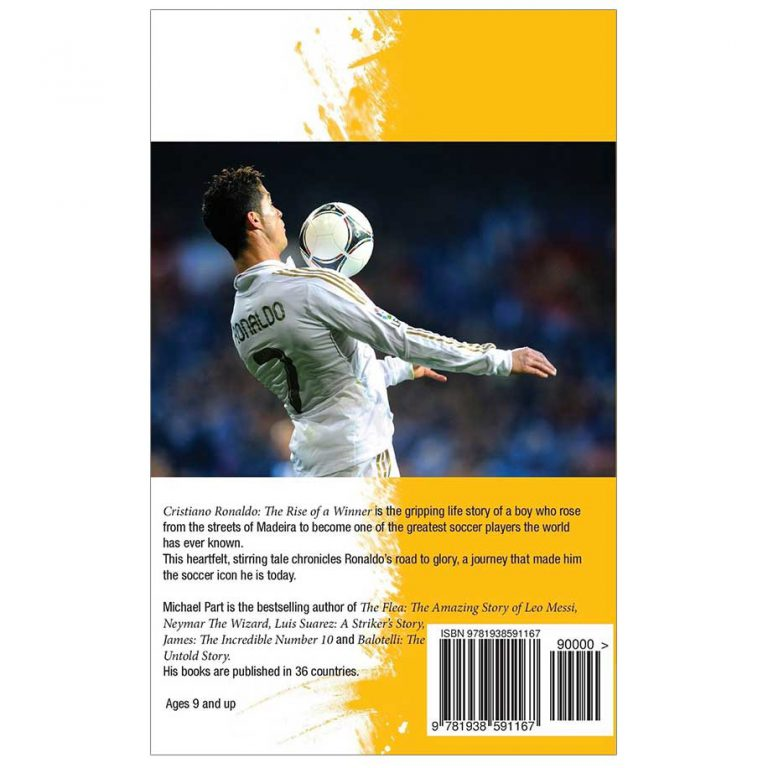 Cristiano Ronaldo The Biography