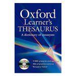 Oxford Learners Thesaurus