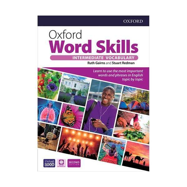 Oxford Word Skills Intermediate Second Edition