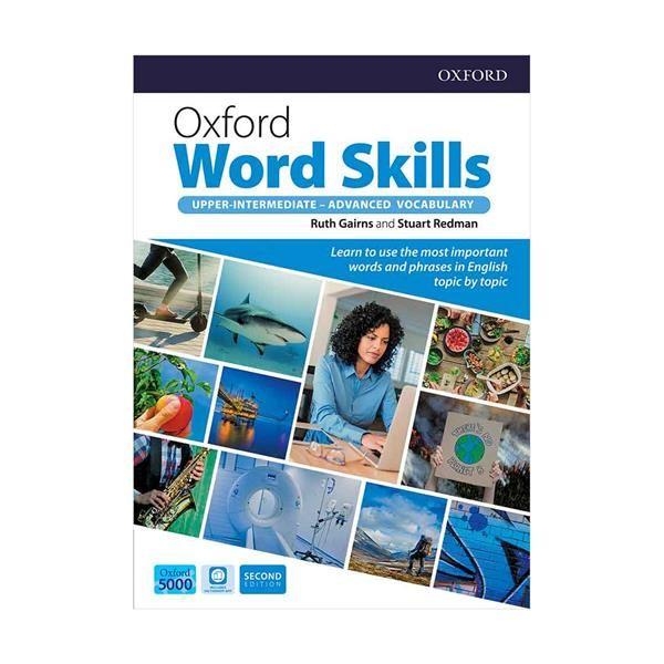Oxford Word Skills upper intermediate Advanced Second Edition