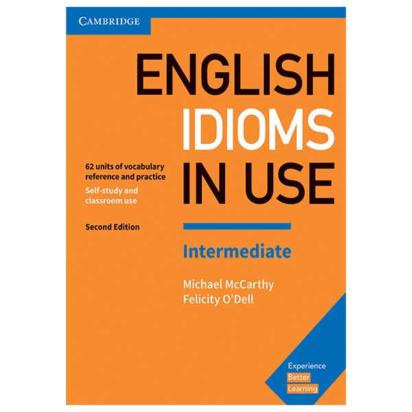 Idioms In Use English Intermediate 2nd