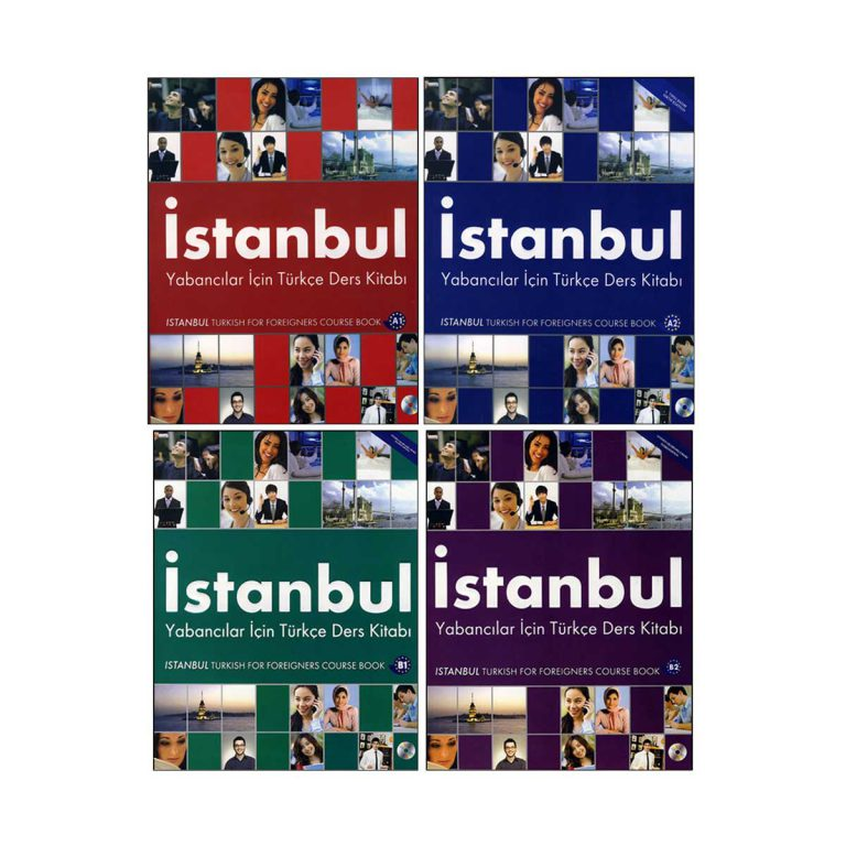 istanbul book series A1 to B2