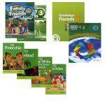پک آموزشی American Family and Friends 3 Second Edition