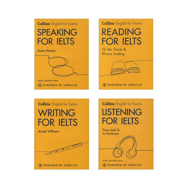 Collins For IELTS Book Series New Edition