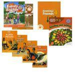پک آموزشی American Family and Friends 4 Second Edition
