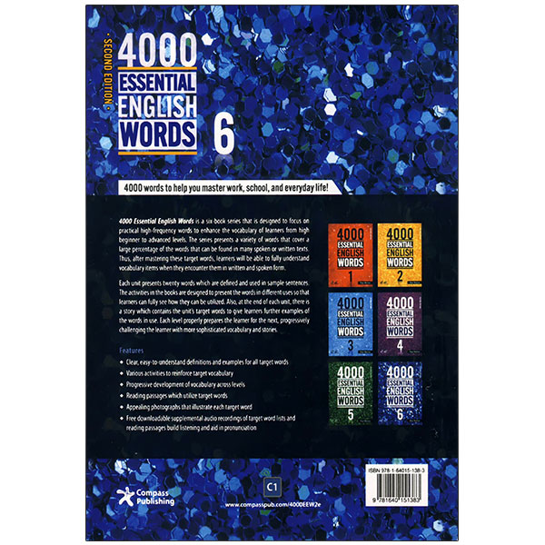 4000ESSENTIAL ENGLISH WORDS 6 2nd
