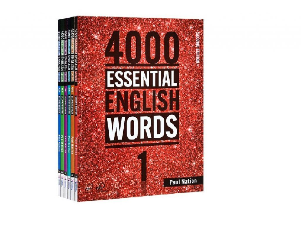 4000Essential English Words Book Series