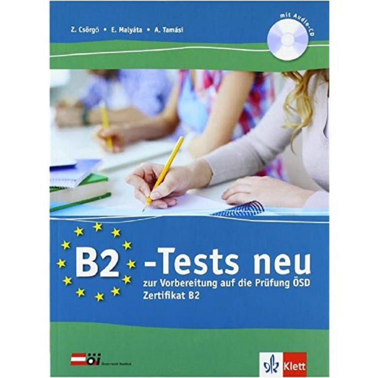 B2 Tests Neu