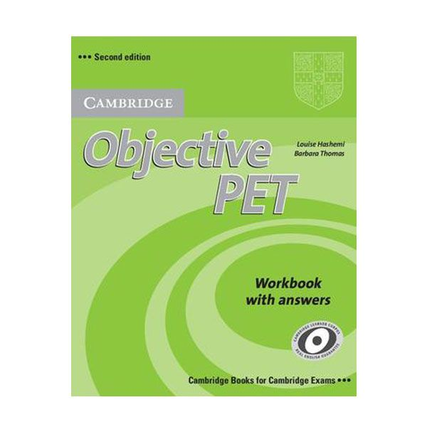 Objective Pet 2nd edition