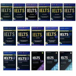 Cambridge IELTS General(1_16) Book Series