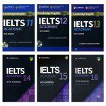 Cambridge IELTS Academic 11-16 Book Series