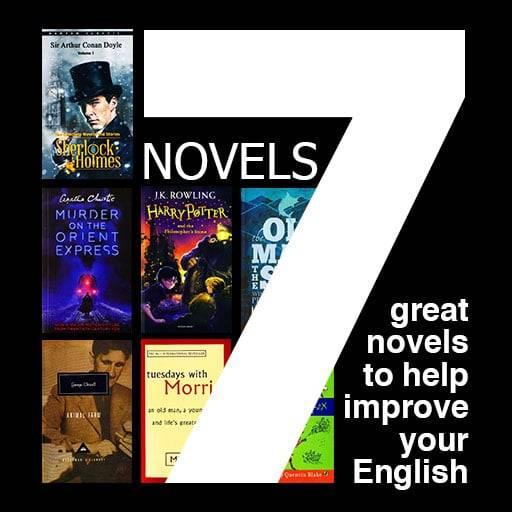 معرفی بهترین رمان های انگلیسی برای تقویت زبان