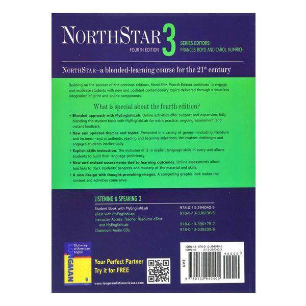 NorthStar 3 Listening and Speaking
