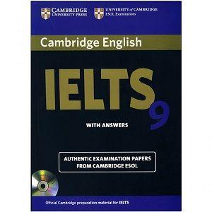 Cambridge IELTS Academic(1_16) Book Series