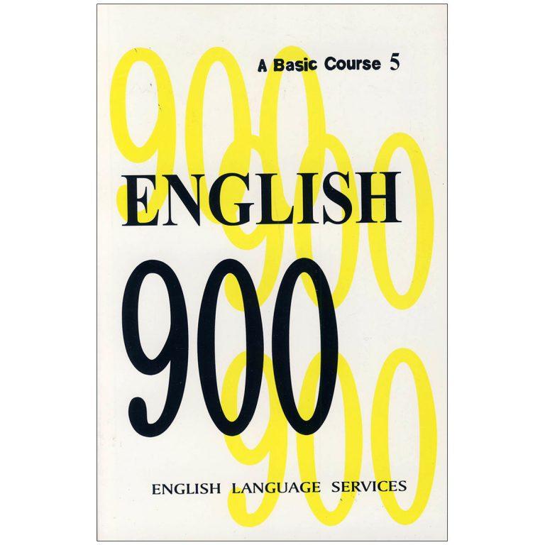 ENGLISH 900 Book 5