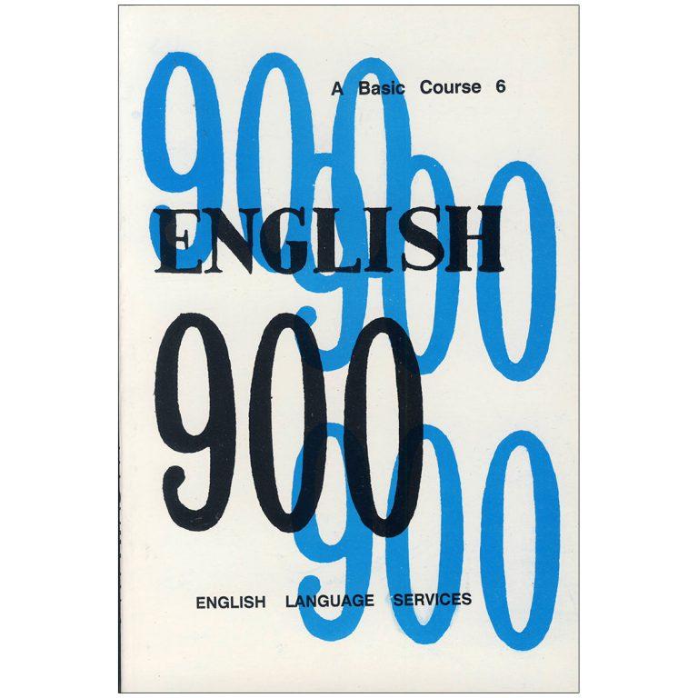ENGLISH 900 Book 6