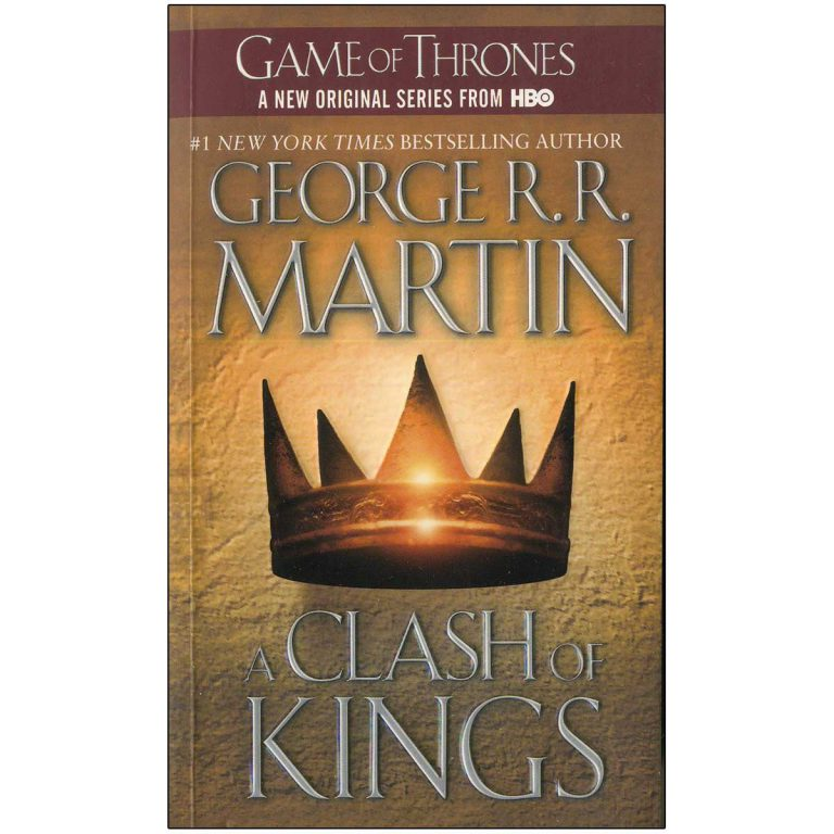 A Game Of Thrones A Clash of Kings Book 2