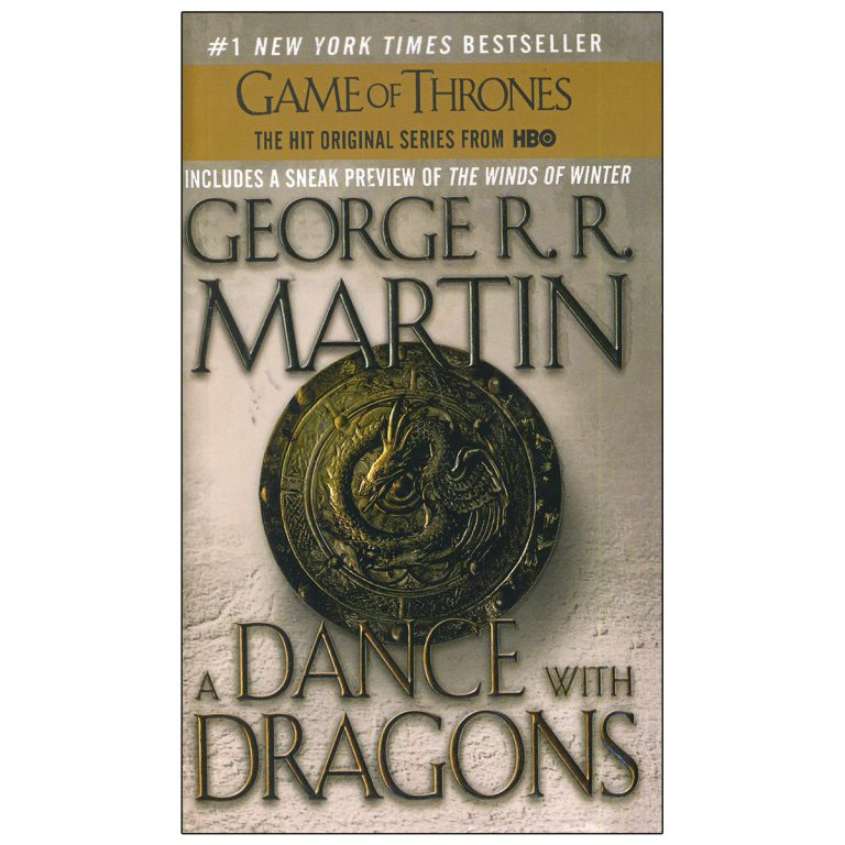 A Game Of Thrones A Dance with Dragons Book 5