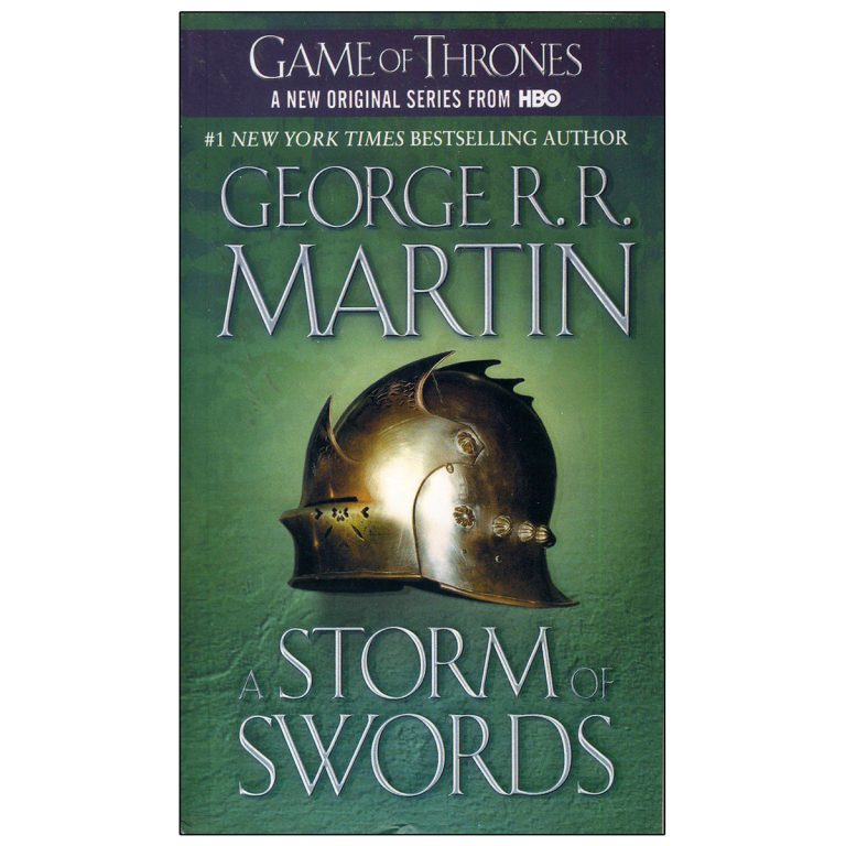A Game of Thrones A Storm of Swords Book 3