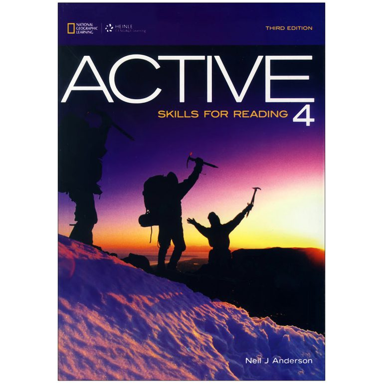 Active Skills Reading 4