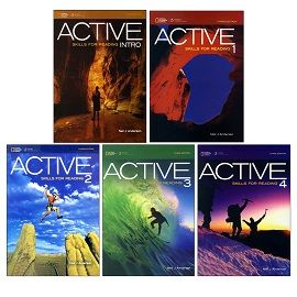Active Skills for Reading Book Series