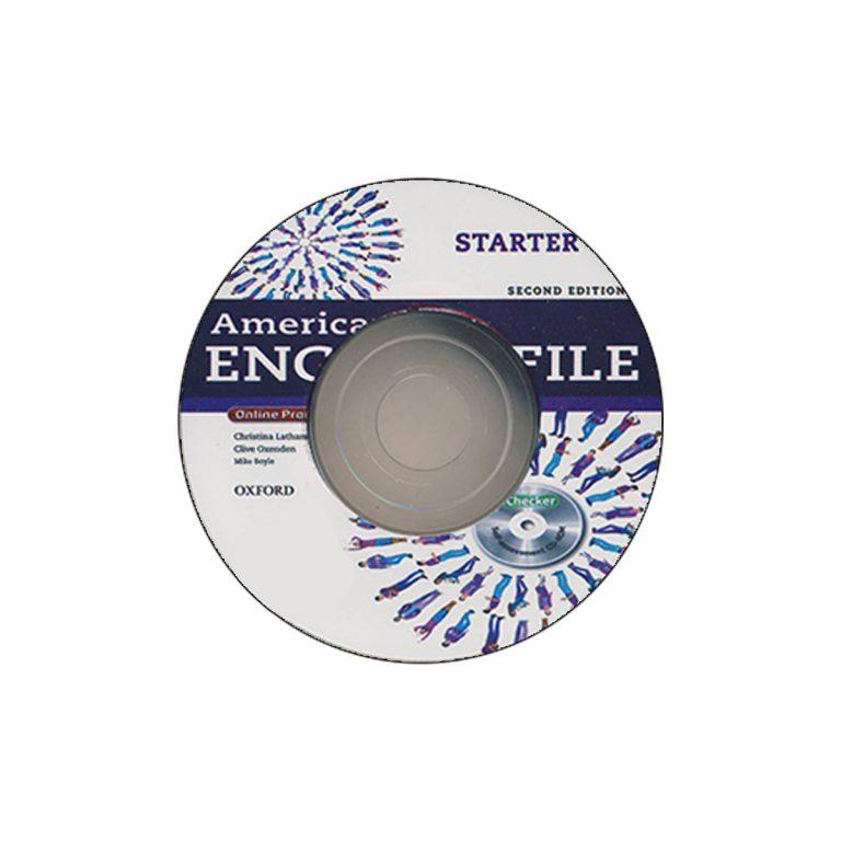 فلش کارت American English File Starter
