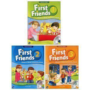 American First Friends Book Series