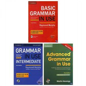 American Grammar In Use Book Series