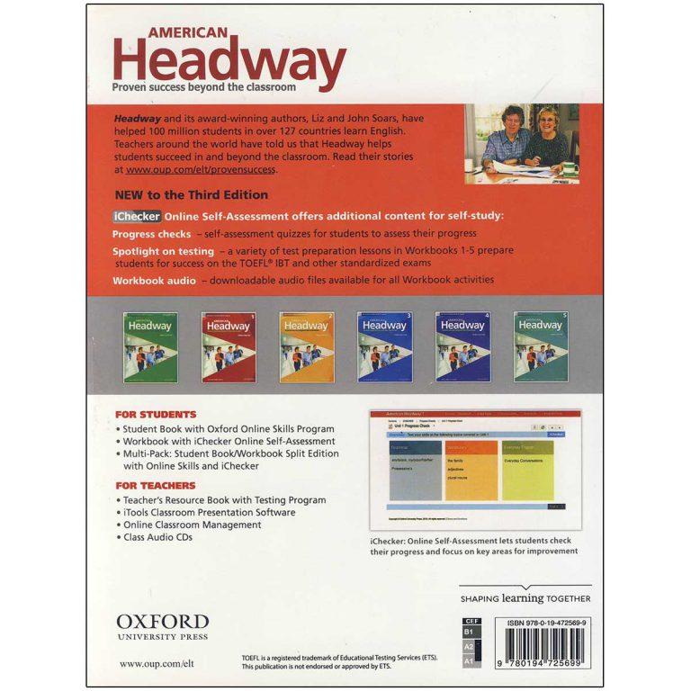 American Headway 1