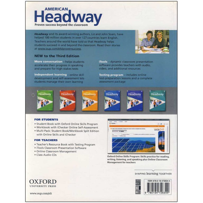 American Headway 4