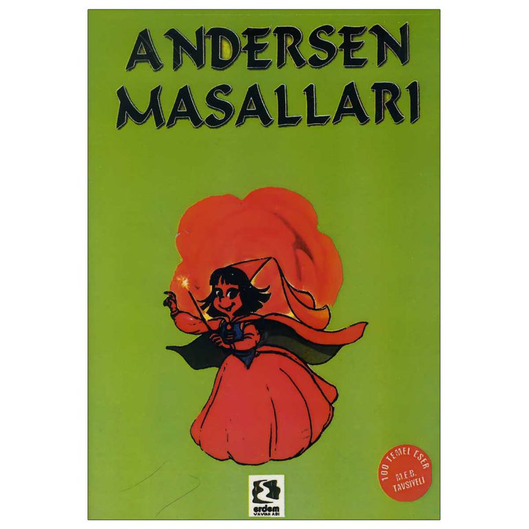 رمان ترکی Andersen Masallari