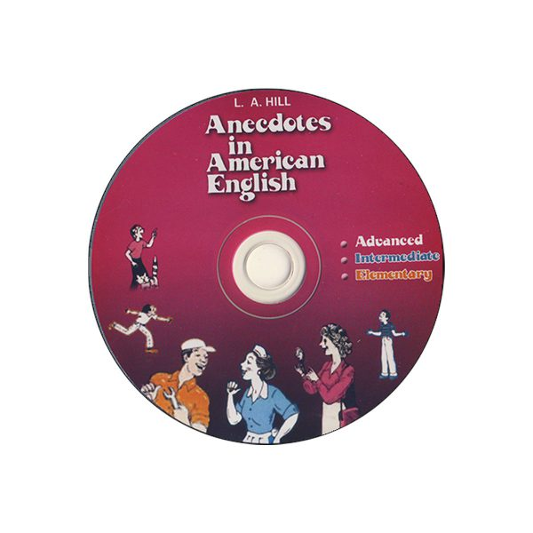 Anecdotes-in-American-English-CD