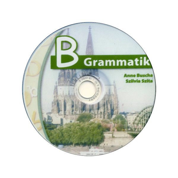 B-Grammatik-CD